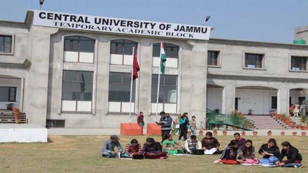 Central University of Jammu, ISRO sign MoU to set up Space Applications Center