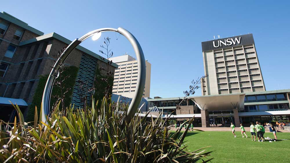 University of New South Wales plans to hire researchers from India