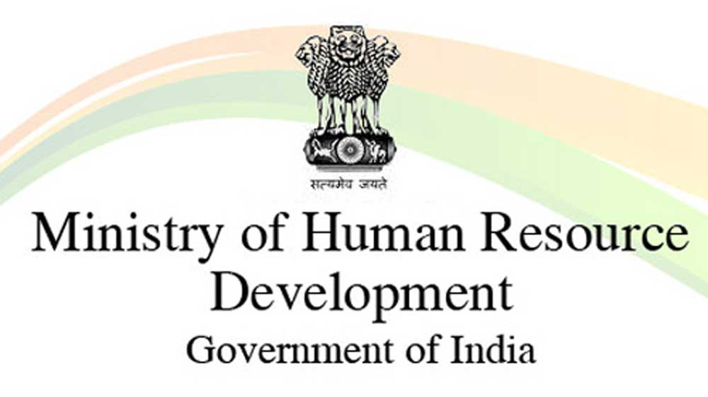 HRD ministry to introduce three new professional programmes
