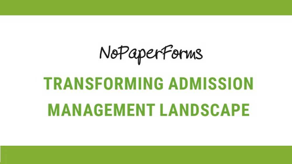 NoPaperForms raises Rs 28 crore in Series B funding from Info Edge