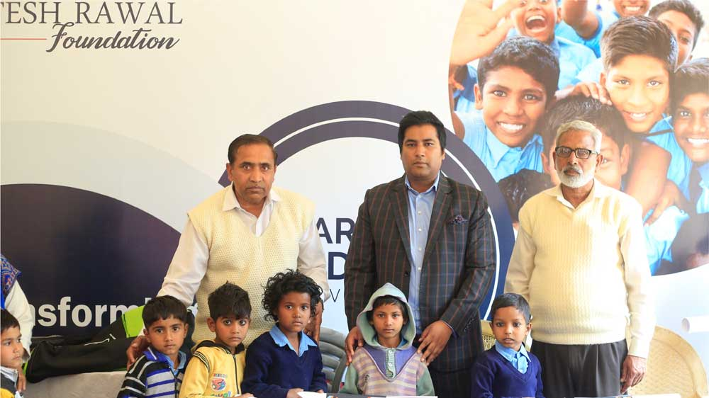 Ritesh Rawal foundation's movement makes inroads in Haryana