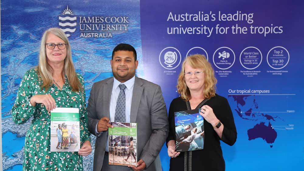 James Cook University, Australia, forays into Indian Market