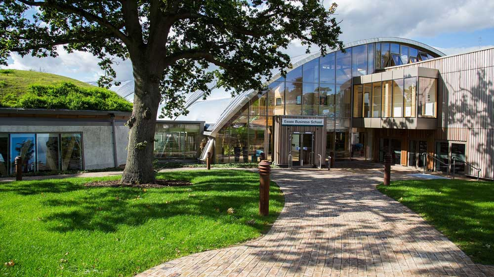 University of Essex announces scholarships worth up to £100,000 for Essex Business School's MBA program