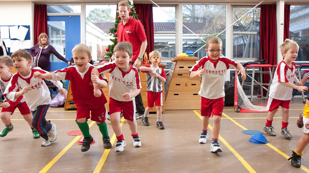 ​Little Kickers to launch first Indian franchise in Bengaluru