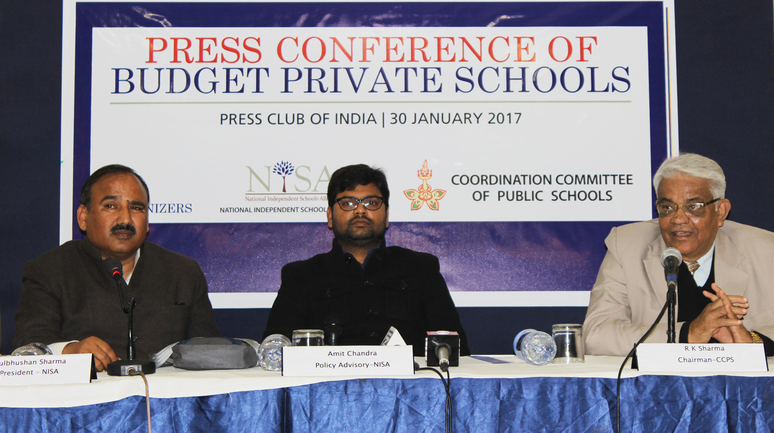 ​Delhi Government not paying enough heed to issues of budget private school