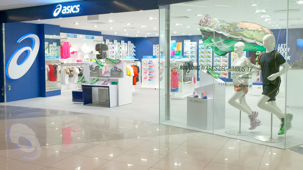 ASICS strengthens its presence in Mumbai, opens its biggest store in Mumbai