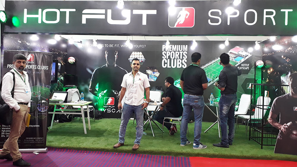 How to get Franchisee of Hot Fut,India's leading sports and infrastructure