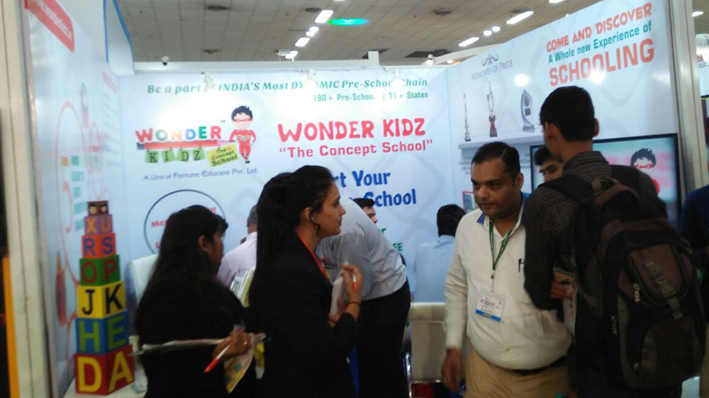 15% discount on Franchise of Wonder Kidz The concept school