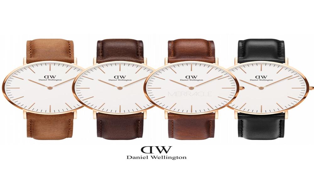 """Swedish Watch brand """"Daniel Wellington"""" forays into India"""