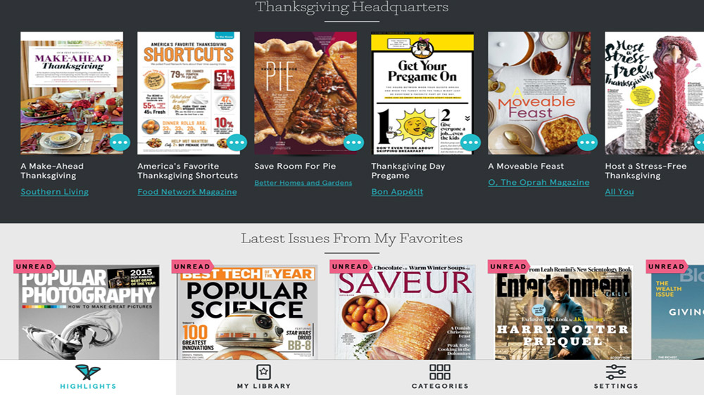 Apple Buys Texture To Extend magazine subscription service