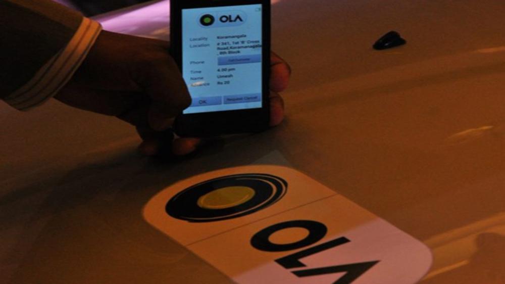 Ola acquires transport-ticketing app Ridlr