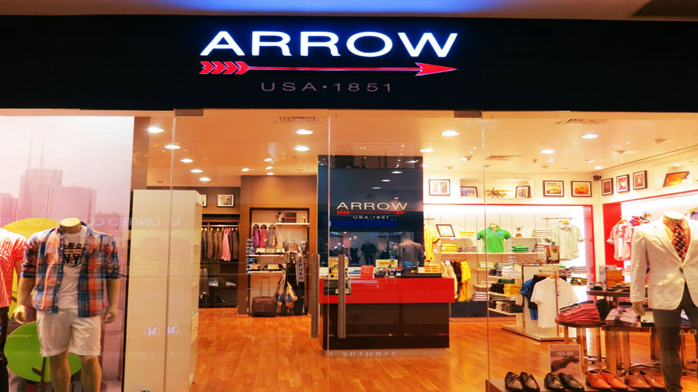 Arrow opens Maiden concept heritage store in Mumbai