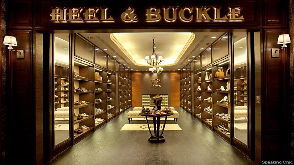Berleigh's signature label Heel & Buckle London launches in India