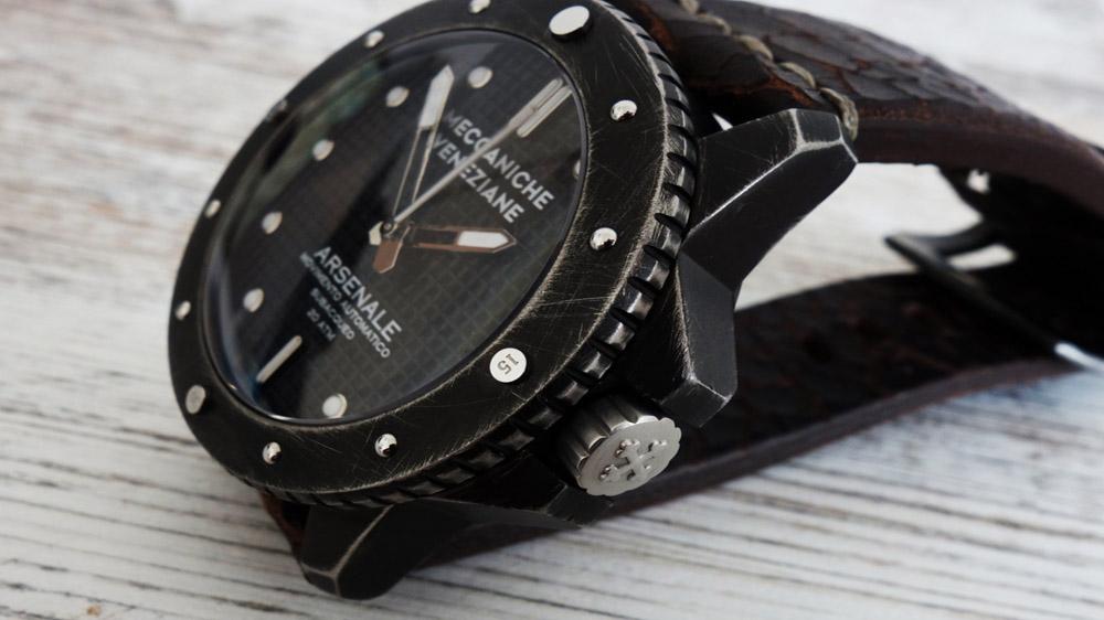 Italian luxury watch brand Meccaniche Veneziane forays into Indian market