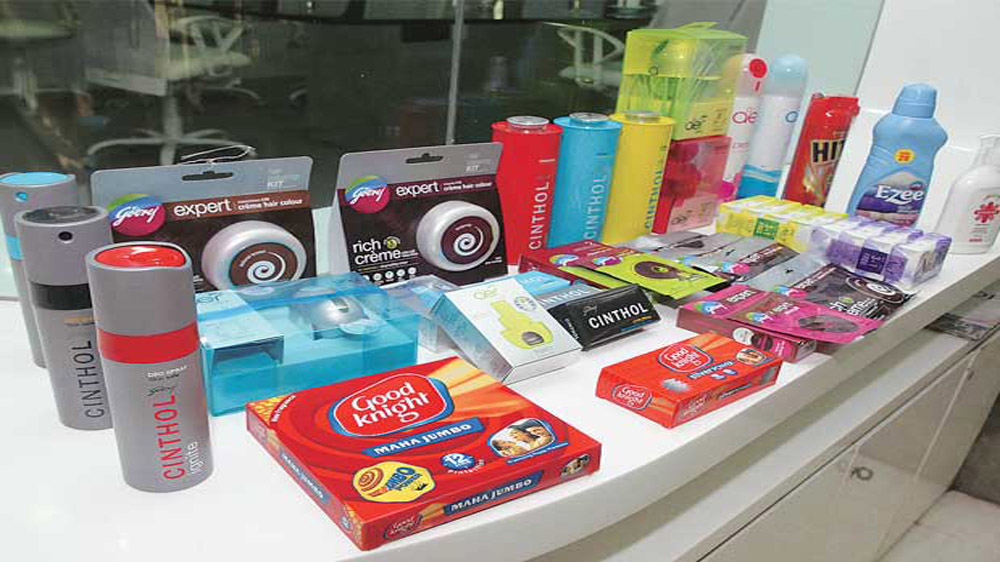 Godrej Consumer expects Rs 100 cr biz from hair products segment
