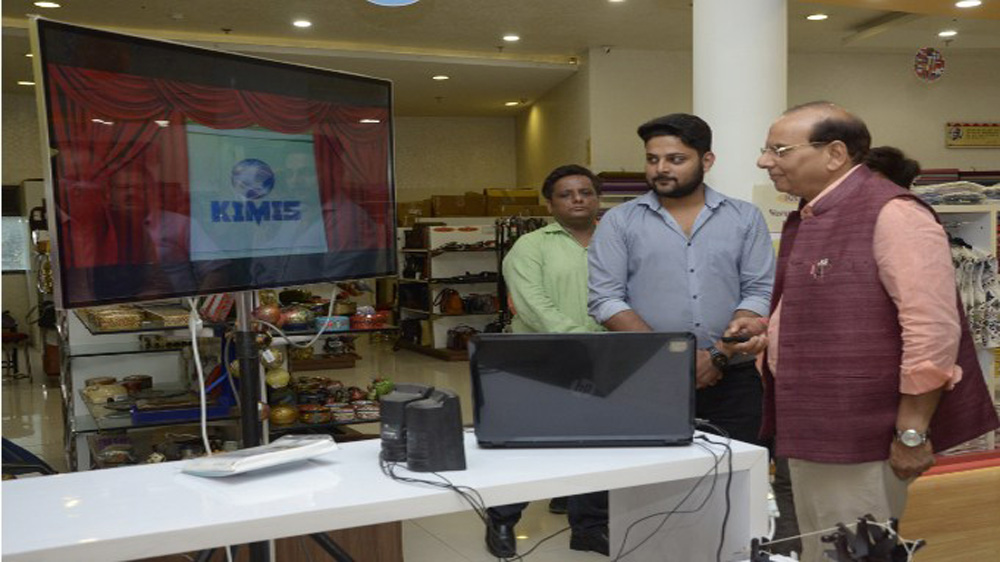 KVIC launches pan-India e-marketing system KIMIS