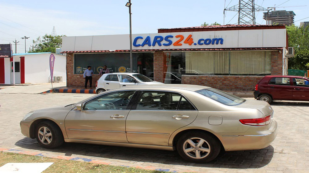 Cars24 fuels expansion plans with $50 mn raise