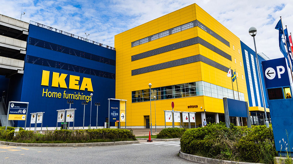 Swedish Home Furnishing Major IKEA Opens It's First India Store In Hyderabad