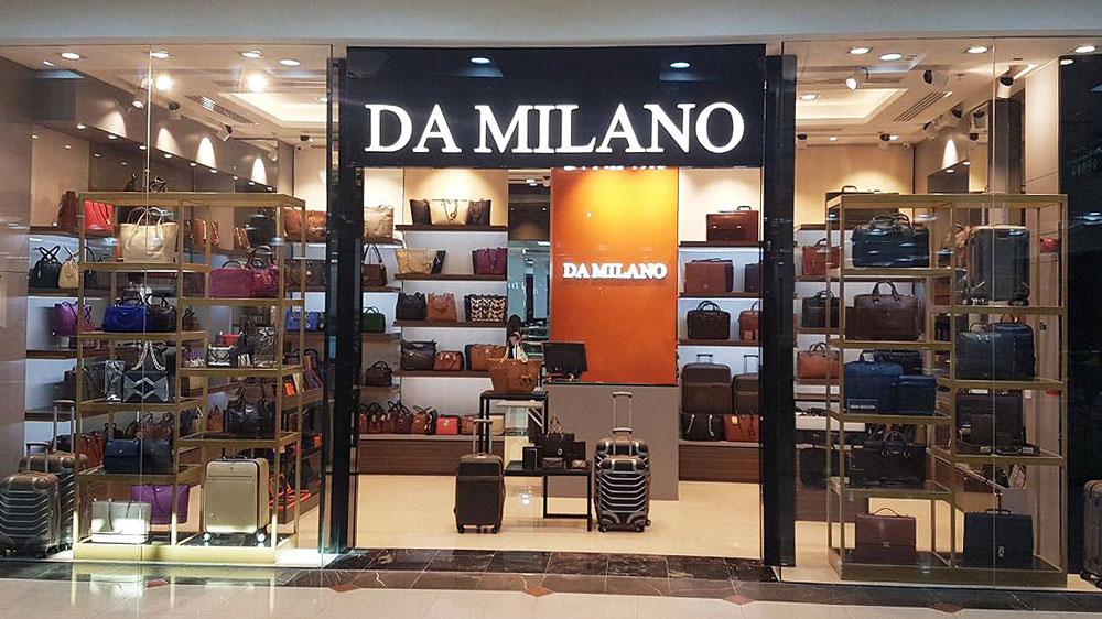 Da Milano launches another store in New Delhi