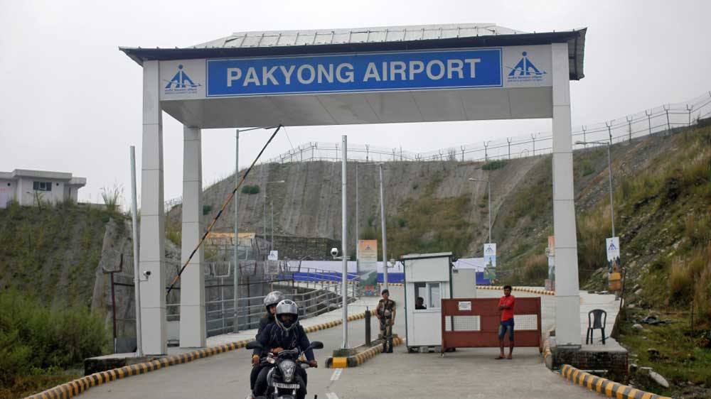 Sikkim's Pakyong Airport to boost tourism in Himalayan state