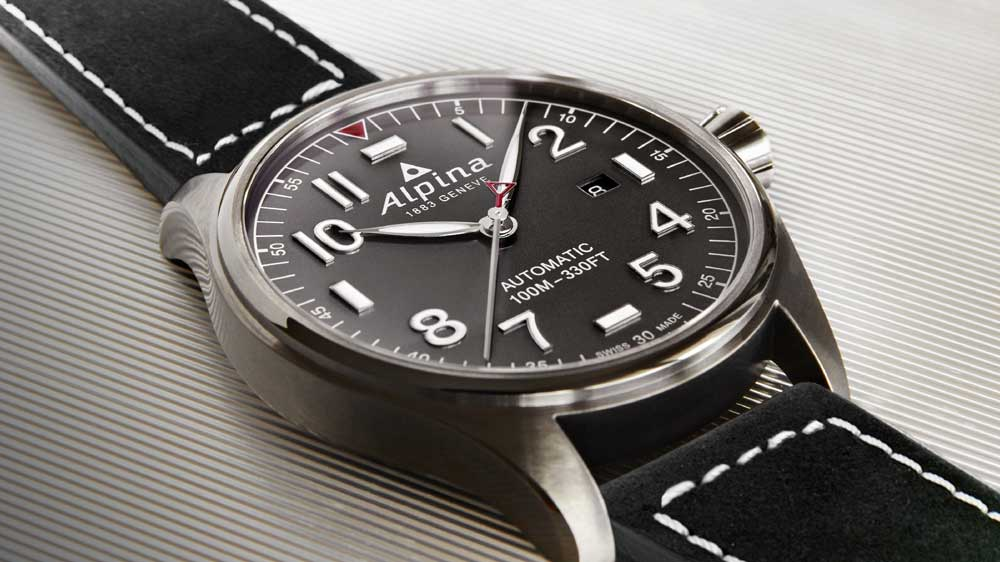 Alpina introduces Startimer Pilot Automatic Watch Series in India