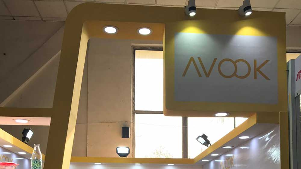 AVOOK is launching first time in India
