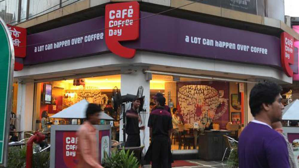 Café Coffee Day plans to have a network of 2,500 stores in 7-8 years