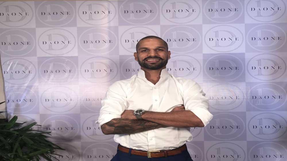 Shikhar & Aesha Dhawan unveil their home décor brand 'DaONE Home'