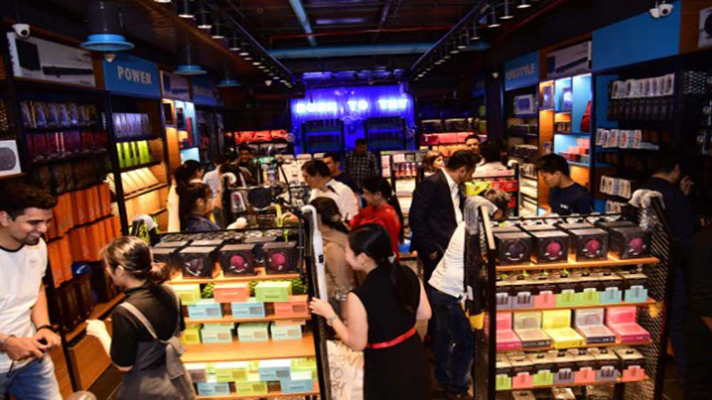 WK Life launches its first store in India