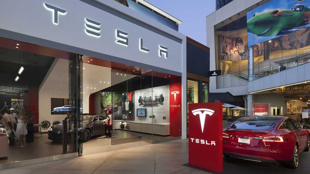 Tesla Motors looks to establish 'partial presence' in India by 2019 end