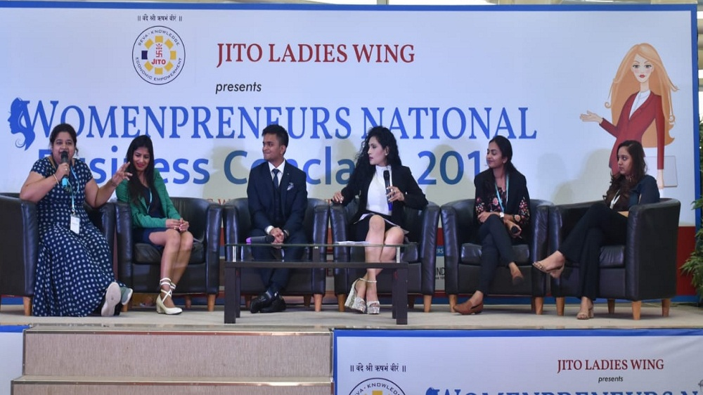JITO Womenpreneurs National Business Conclave triggers women entrepreneurs to start their business ventures