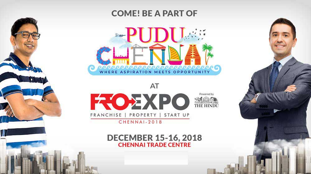 FRO 2018 Brings These Brands to Pudu Chennai