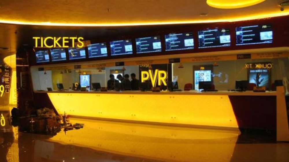 PVR signs deal with Cinionic for installing 150 screens with Barco cinema projectors