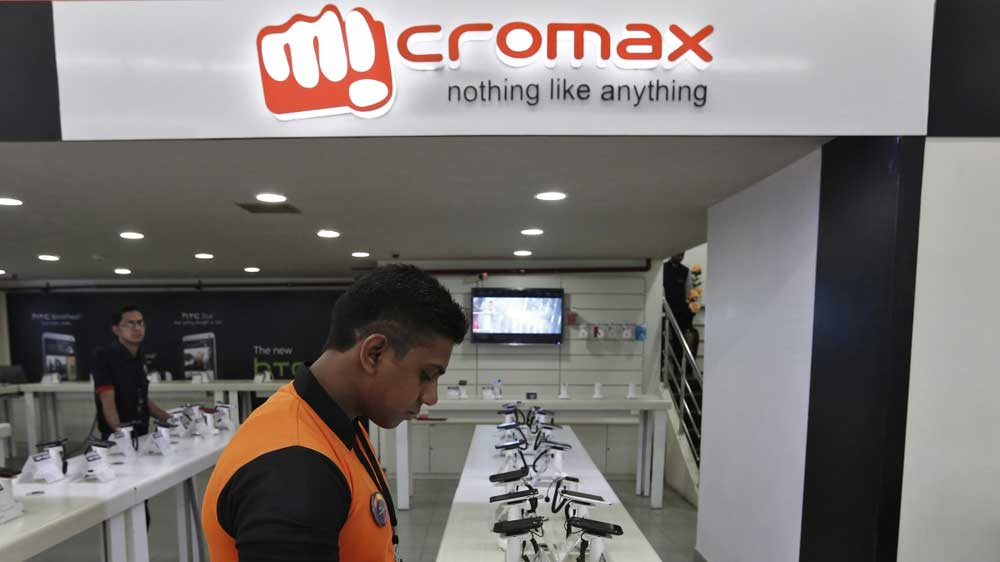 Micromax to enter South Africa for strengthening international operations