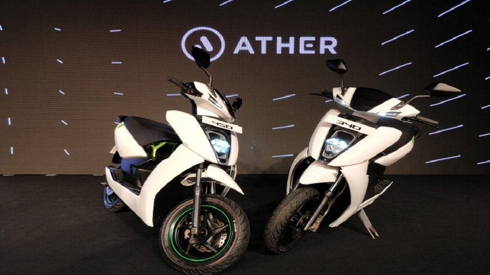 Ather Energy plans to raise up to Rs 300 crore for expansion