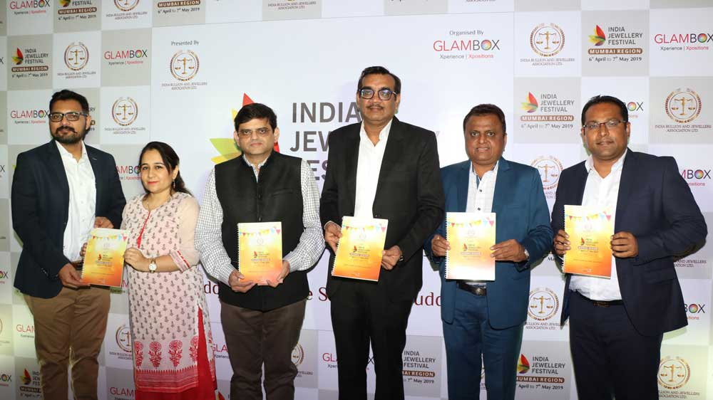 IBJA & Glambox launch India Jewellery Festival to Boost Jewellery Retail