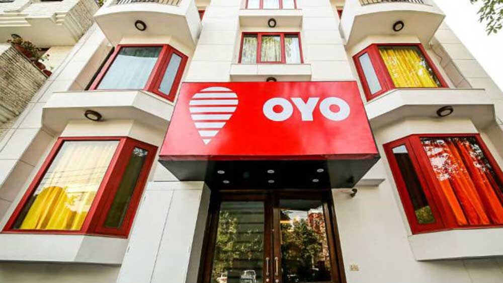 OYO aims to become world's largest hotel chain