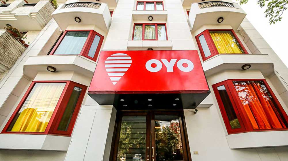China's Didi Chuxing invests $100 million in OYO