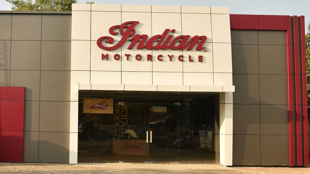 Indian Motorcycle Launches New Dealership In Kochi