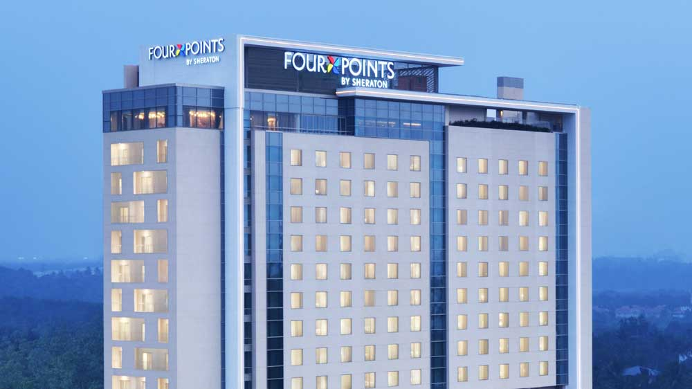 Marriott International launches Four Points by Sheraton Kochi Infopark in Kerala