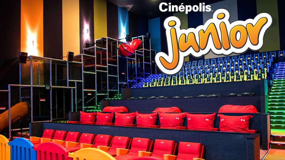 Cinépolis introduces Cinépolis Junior with 10-screen megaplex in Bengaluru