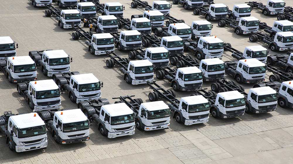 Daimler India Commercial Vehicles looks to launch over 50 new products in 2019