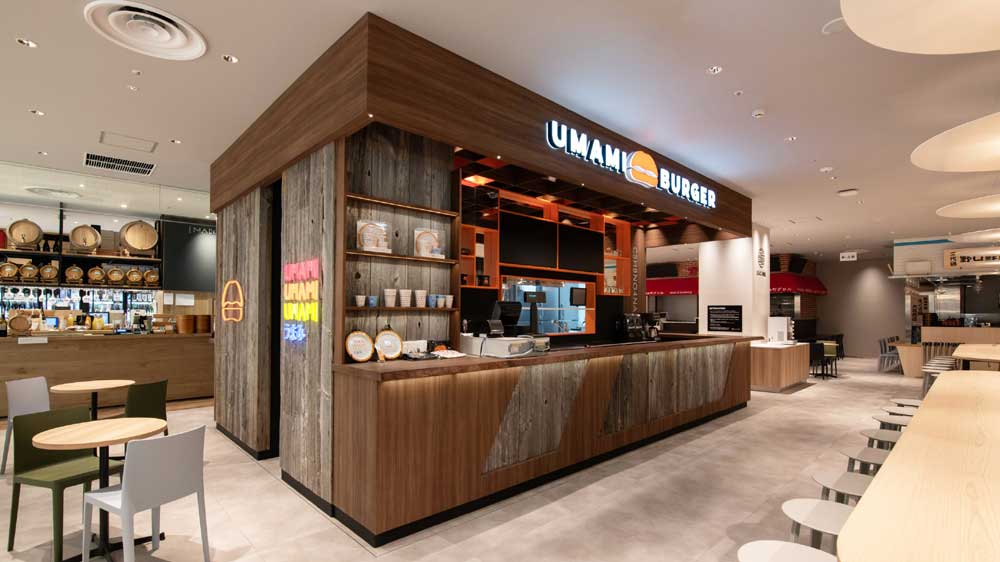 Umami Burger launches its 1st three locations in Mexico City