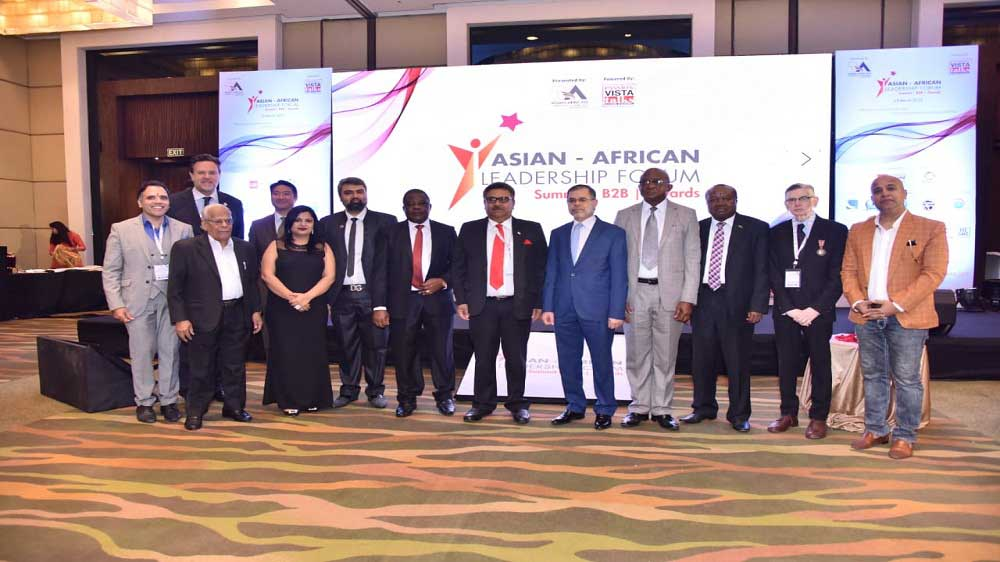 Asian African Leadership Forum to Recognize Business Leaders Across Continents