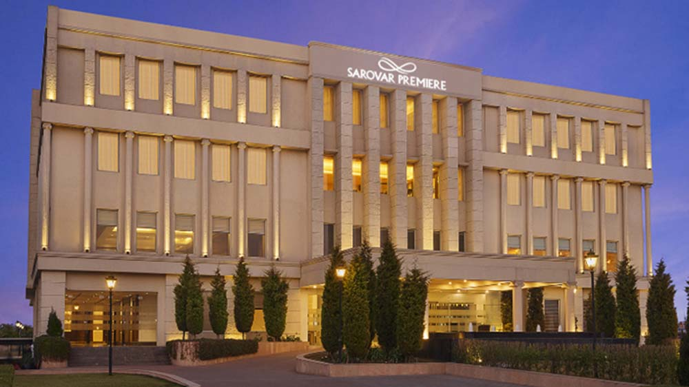 Sarovar Hotels & Resorts signs Sarovar Portico in Indore