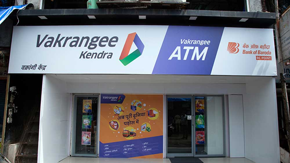 Vakrangee awarded 'Financial Services Retailer of the year'