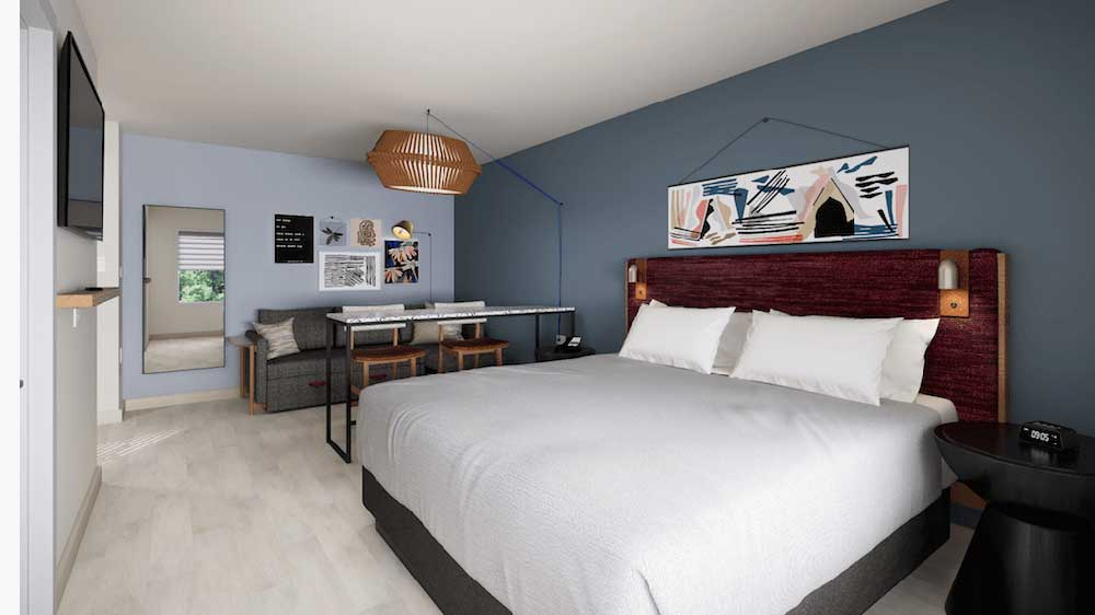 InterContinental Hotels Group unveils its new all-suites brand, Atwell Suites