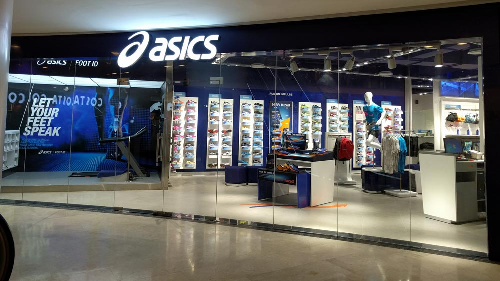 ​ASICS Tiger now available on Jabong