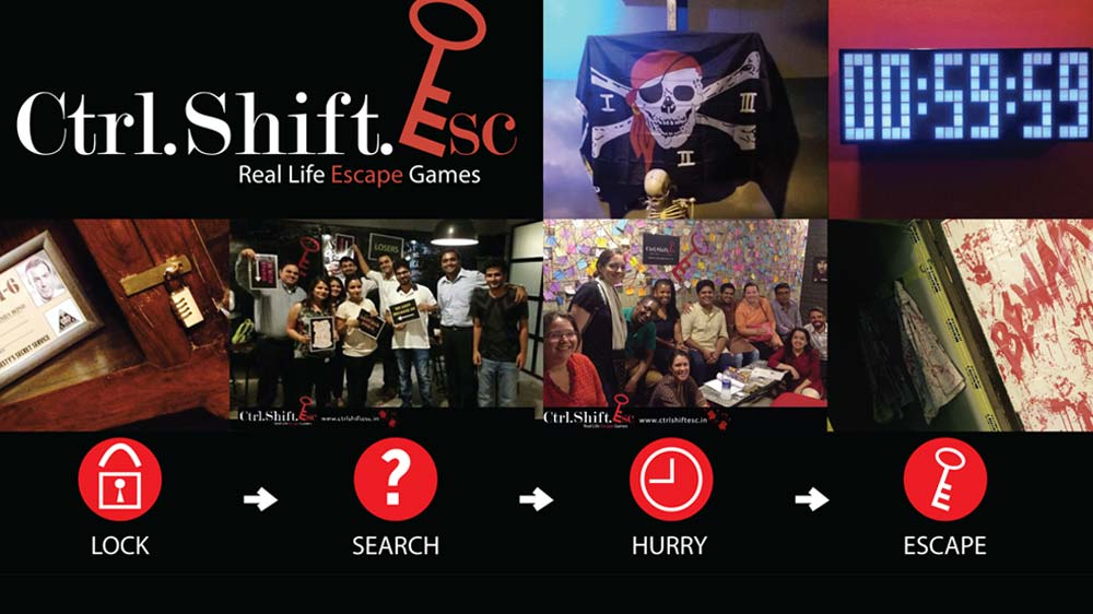 Ctrl.Shift.Esc takes up franchise route for expansion