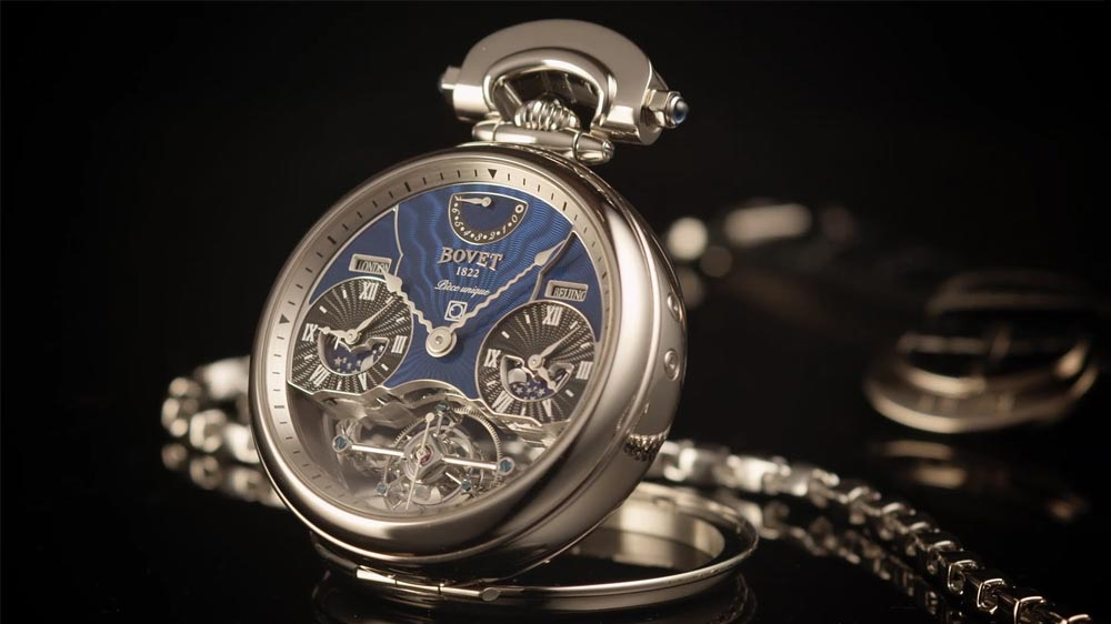 Regalia Luxury partners with Bovet to sell watches in India